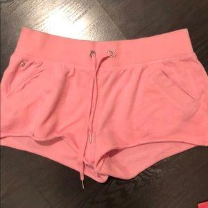 Victorias Secret pink shorts